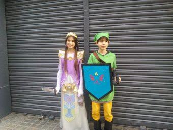 2on PREMI : Zelda i Link