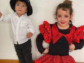 3er PREMI : Ballarins de flamenc