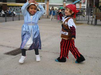 2on PREMI : Juguem a pirates i princeses
